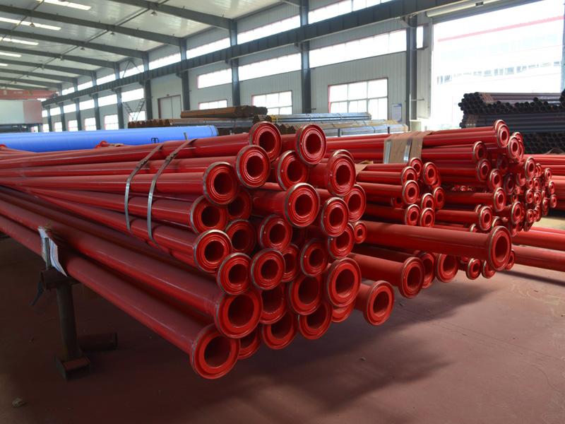 镀锌钢塑复合管