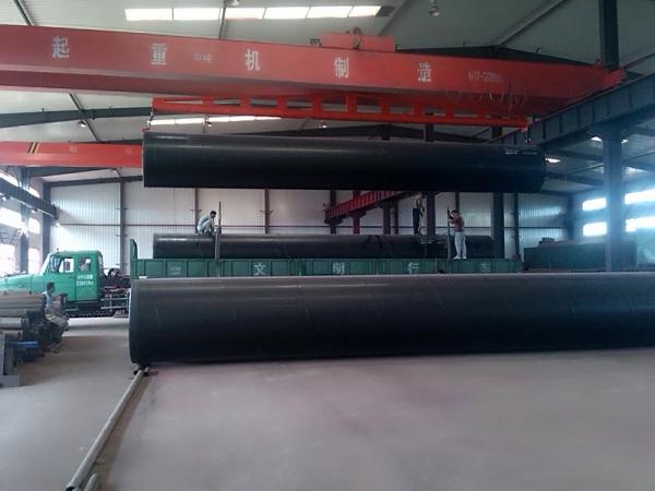 大口径钢塑复合管规范