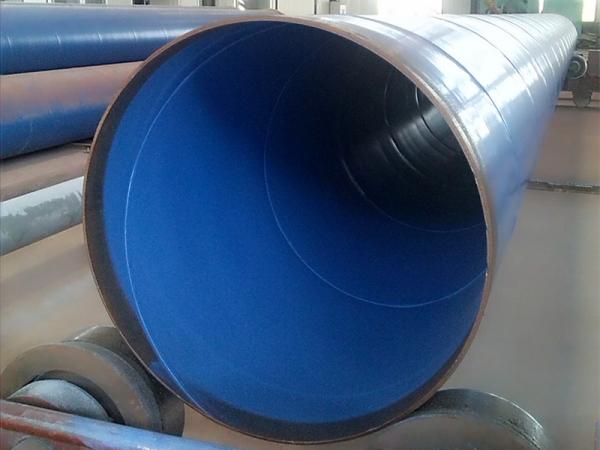 大口径钢塑复合管特点