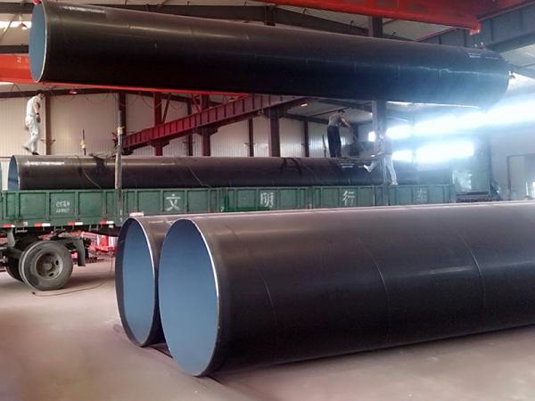 大口径钢塑复合管生产